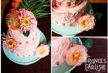 Wedding cakes / Colourful, alternative or cheese wedding cakes