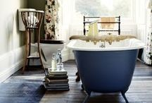 Tub Life / bathing in beauty.  bringing back the dying art of taking a bath / by Erin Wessling