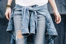 | CHAMBRAY | / Blue jean baby.  / by Equipment