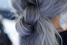 | CROWN BLUE | / Can't get enough of this muted gray/blue.  / by Equipment