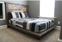 Boy Bedroom Design / Boy / Bedroom / Room / Masculine / Bed / Rug