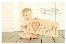 Father's Day / Dad / Daddy / Love / Father / Gift / Tie / Present / Baby / Daughter / Son