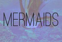 Mermaids / All things mermaid.