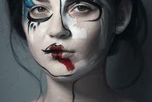 Сrazy makeup