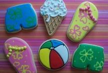 cookie envy / decorated sugar cookies  / by Amanda W