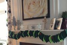 christmas & winter fun! / Christmas and assorted winter decor/fun! / by Amanda W