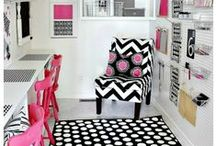 Getting organized / Great ideas to keep us organized / by Wendy McMonigle WM Design House
