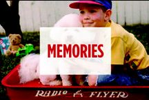 Memories / At Radio Flyer, we create warm memories that last a lifetime. Share your memories with us at http://www.radioflyer.com/content/share/photo-albums. We'll reward the Most Loved photo and the Flyer Favorite in the featured album with a $100 gift card. And each month, we'll randomly select one person who has uploaded a photo to any album to receive a $50 gift card.