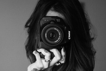 Photography- BW / by Centhia Gutierrez