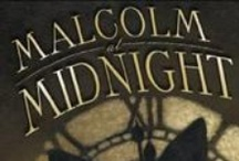Malcolm at Midnight / A humorous middle grade mystery starring classroom pets at midnight. Houghton Mifflin and Recorded Books.