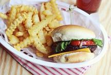 Food: No-Meat Burgers