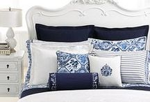 Bedding / sheets, comforters and more / by Wendy McMonigle WM Design House