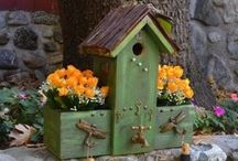 Birdhouses / all about birdhouses / by Wendy McMonigle WM Design House