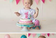 Nora's 1st Birthday x