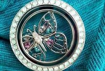 Origami Owl / I'm a designer for Origami Owl; a gorgeous line of customizable jewelry that touches the heart. You can create beautiful lockets for any special occasion and change them out whenever you'd like! / by Melissa Freeman