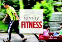 Family Fitness / Get Active; Get Out And Play