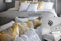 Bedroom ideas / by Angie Garner
