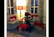 Favorite Interior Designs / Houston Interior Designer Karen A. Nelson owner of Design With Your Dime in Mind, LLC. shares her client portfolio.