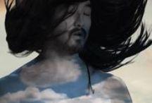 """꿈꾸는듯한 / Dream-like, """"flowy"""" atmosphere! / by Alessandra ★"""