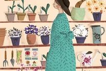 floral arrangements / by Adriana Meijer