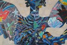 my paintings / by Adriana Meijer