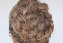 Pretty Hair to Try / by Kirsten Watkins