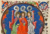 The Hours of Catherine of Cleves / The Hours of Catherine of Cleves is the greatest Dutch illuminated manuscript in the world. Commissioned as a prayer book, it contains a rich series of devotions illustrated with especially elaborate suites of miniatures. All works: Netherlands, Utrecht, ca. 1440; Illuminated by the Master of Catherine of Cleves; Purchased on the Belle da Costa Greene Fund with the assistance of the Fellows, 1970;  Image courtesy of Faksimile Verlag Luzern