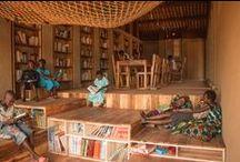 Biblioteche pubbliche / Le più belle biblioteche del mondo!