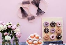 Parties / DIY ideas, style inspiration, and theme ideas to take a ho-hum shin dig to the next level.