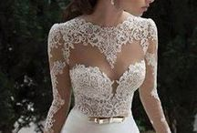 Wedding Dresses / Wedding Dress ideas and inspirations