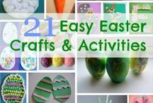 Easter Goodies & Crafts / by Allison Keough