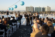 """Say """"Yes"""" to MdR / With unique & stylish venues for weddings, rehearsal dinners, bridal showers & bachorette fun, """"sea"""" why we say yes to Marina del Rey."""