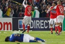 Independiente Santa Fe / 1st Colombian Soccer Champions Independiente Santa Fe - Fútbol / by Alejandro Fischer