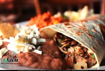 $5 Burrito Mondays / Monday special $5 Burritos with rice, beans and salad, and $3 El Jimador Margaritas