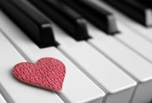Music / Music is what feelings sound like...  ❤ ♥ ♪♬♪ ♥ ♪♬♪ ♥ ❤ / by Jacqueline