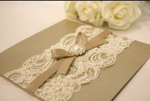 Wedding Invitations / Wedding Invitation ideas and inspiration