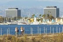 Girls Getaway / Gather up the gal pal posse for a vacay along the Los Angeles coast!