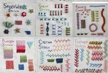crochet/needlework