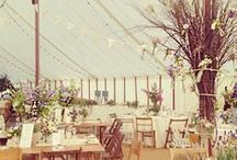 Wedding Marquee & Tents / Wedding Marquee ideas and inspiration