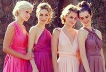 Wedding Bridesmaids / Bridesmaids - Wedding Planning and Inspiration
