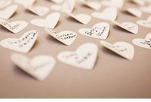 Wedding Guest Book / Wedding Guest Book ideas and inspiration