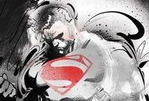 Super Heroes / by Craig Norton