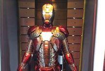 Ironman / Stark International Exhibit at Disneyland  / by Craig Norton