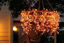 DIY Summer Outdoor Lighting