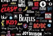 Music Posters and Other Posters / Posters advertising music events, concerts, records, et al, then and now, plus other cool posters