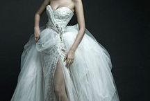Sexy Bridal Gowns / by WickedTemptations.com