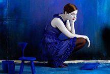 Color Inspiration / Blue