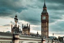 Traveling / London