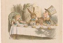Alice: 150 Years of Wonderland / From June 26 through October 11, 2015  This exhibition will bring to light the curious history of Wonderland, presenting an engaging account of the genesis, publication, and enduring appeal of Lewis Carroll's classic tale, Alice's Adventures in Wonderland. / by The Morgan