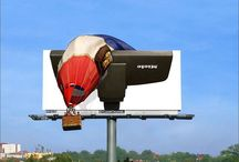 Design / Guerilla marketing / All about interactive advertising and marketing, virus marketing and so on